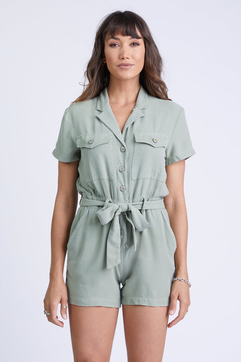 THE MADRID JUMPSUIT TEA