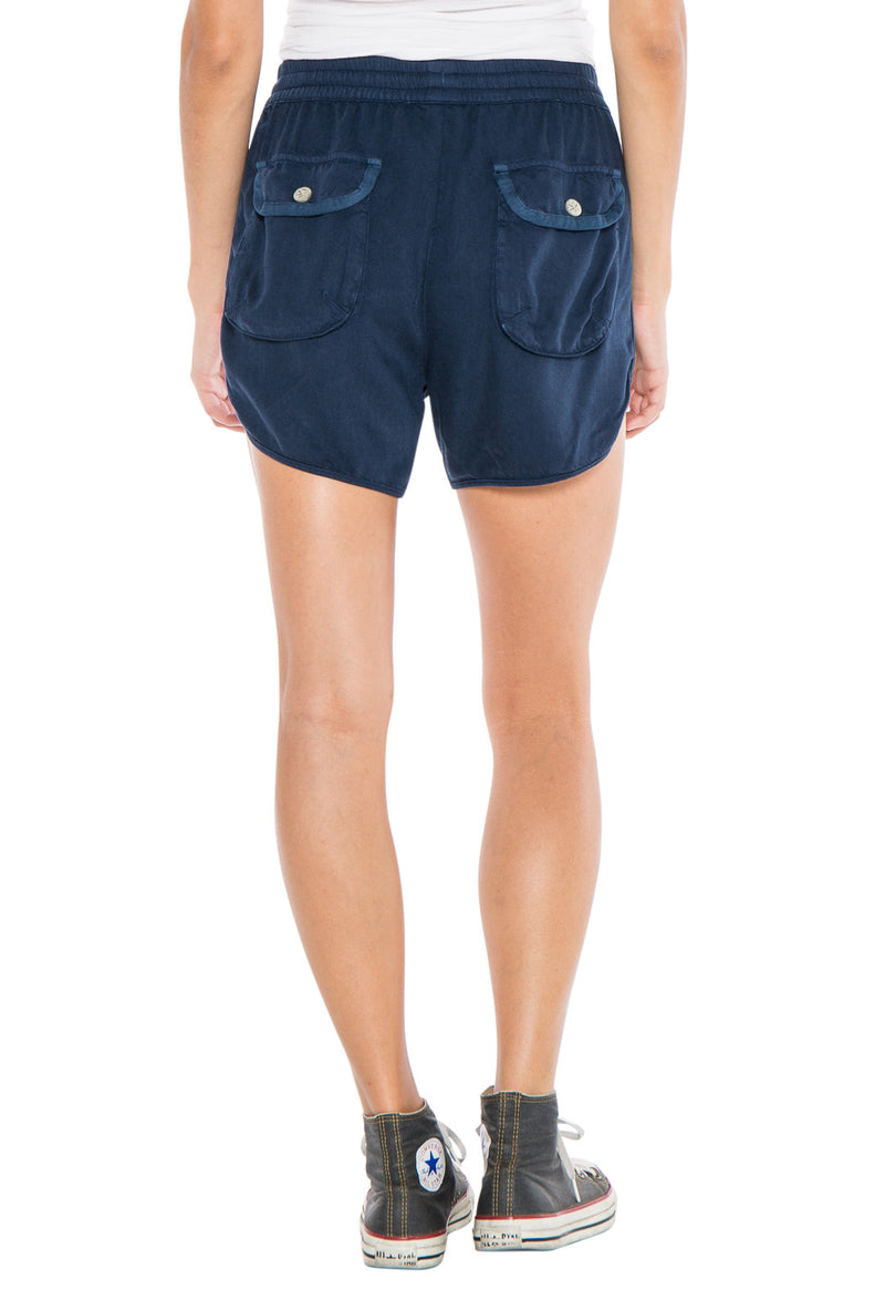 MILITARY BEACH SHORT - NAVY - Da-Nang