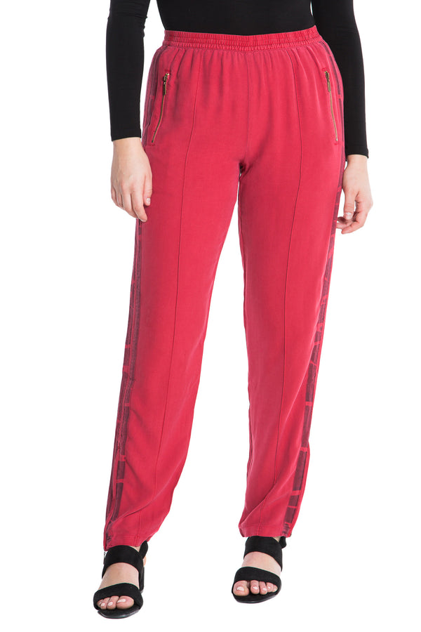 FIELD VINTAGE PANT - RED - Da-Nang