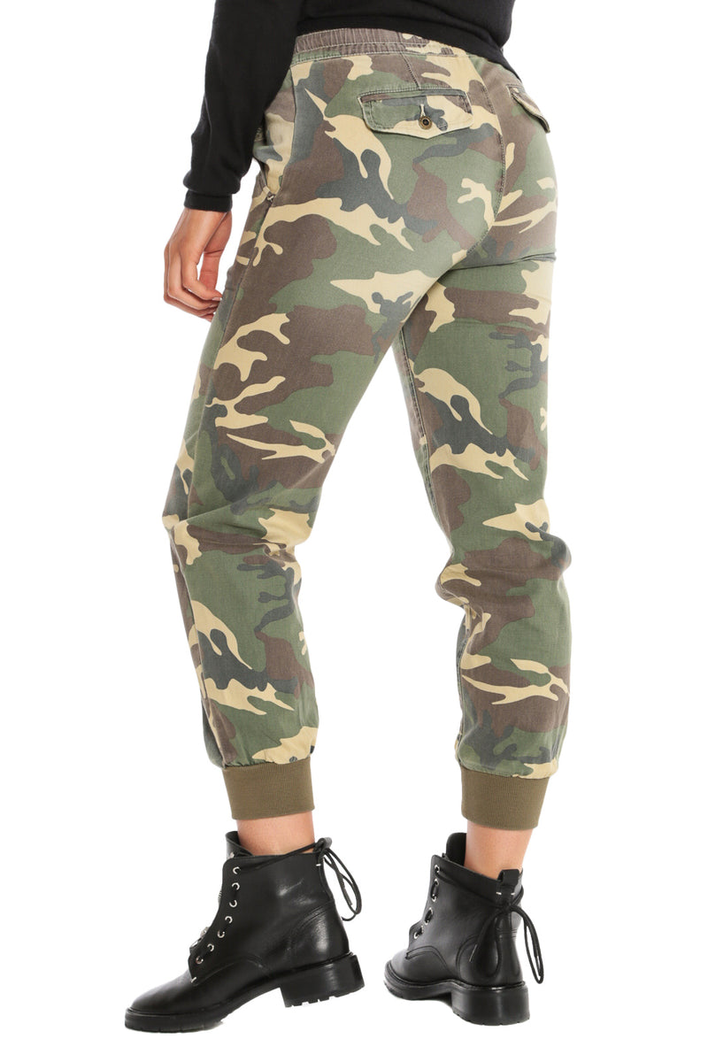 THE JOGGER - ARMY CAMO - Da-Nang