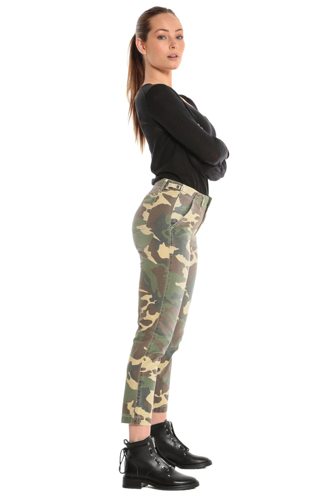 EASY FIT - ARMY CAMO - Da-Nang
