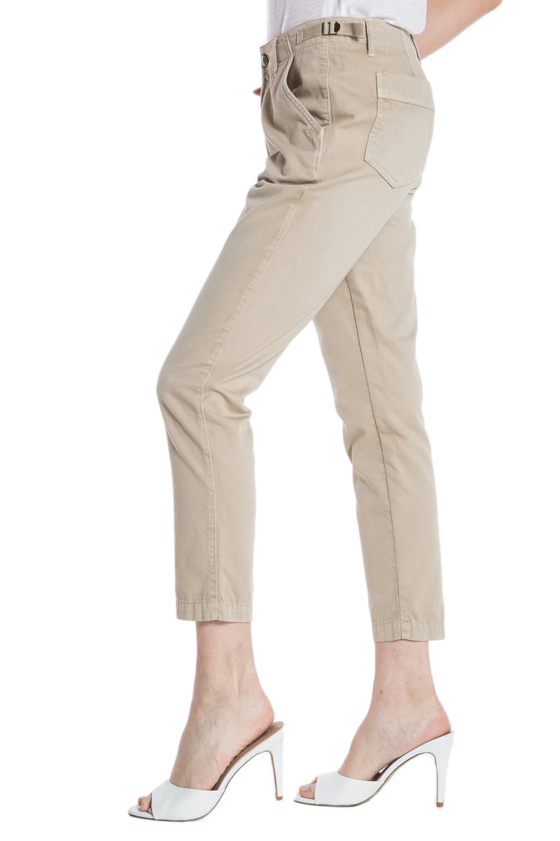 EASY FIT- OXFORD TAN - Da-Nang
