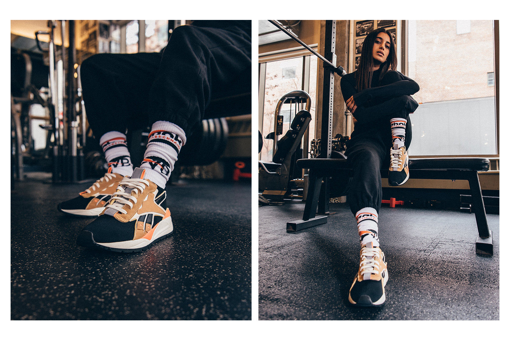 REIGN Editorial | Reebok by Victoria