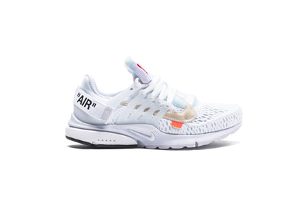 "Air Presto Off White ""The Ten"""