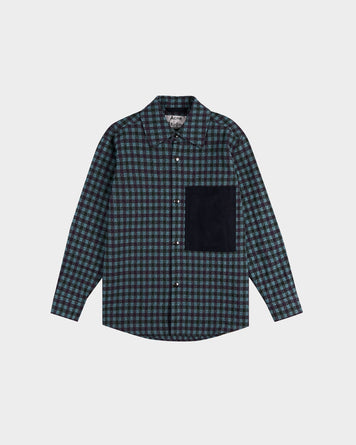 Osman Vichy Check Jacket