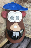 Potato Head Play Stuffie Bundle