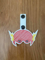 Boy Flash Key Fob