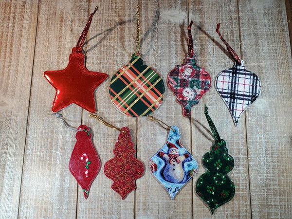 Ornament Set of 8