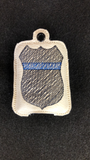 Thin Blue Line Badge BBW Sanitizer Holder