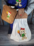 Gingerbread Girl Bundle