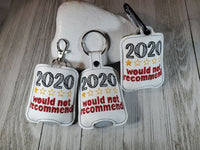 2020 Would Not Recommend BBW Sanitizer Holder