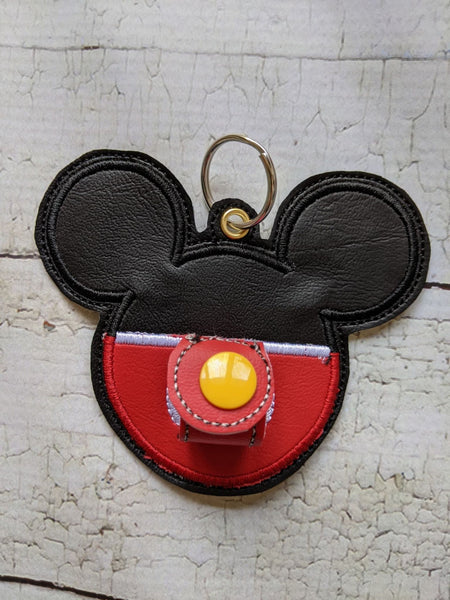 Boy Mouse Accessory Holder