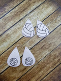 Tear Drop Volleyball - 2 Styles