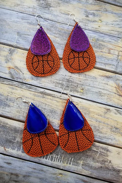 Tear Drop Basketball - 2 Styles
