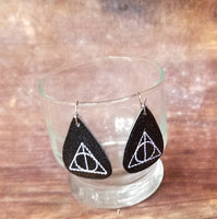 Tear Drop Earring HP