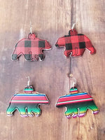 Bear Earring - 3 versions