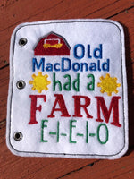 Old MacDonald Coloring Book - 4x4 ONLY