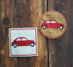 Rustic Coaster Collection - Car ONLY - 2 Styles