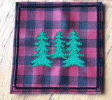 Rustic Coaster Collection - Trees ONLY - 2 - Styles