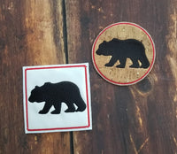 Rustic Coaster Collection - Bear ONLY - 2 Styles