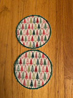 Rustic Coaster Collection - Blank - 2 Styles