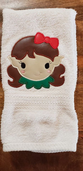 Christmas Girl Elf - 3 Sizes
