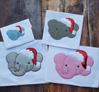 Christmas Elephant - 4 Sizes