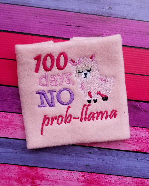 100 Days, NO Prob-llama - 3 Sizes