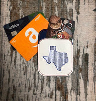Credit Card Holder Texas - 2 Finishes