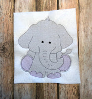 Jungle Animal Elephant Sketch - 3 Sizes