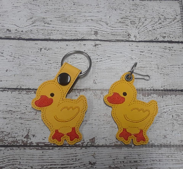Duck Key Fob - 2 Styles