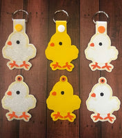 Baby Chick Key Fob - 2 Styles