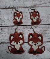 Fox Earring - 2 Styles