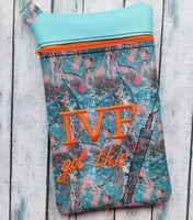ITH Zipper Bag - IVF Got This Set - 4 Sizes