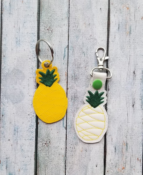 Pineapple Key Fob - 2 Styles