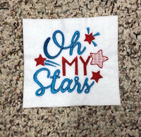 Oh My Stars - 4 Sizes