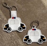 Automobile Key Fob SET of 6 - 2 Styles