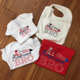 All American Bro - 4 Sizes