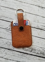 Credit Card Holder Blank Fob