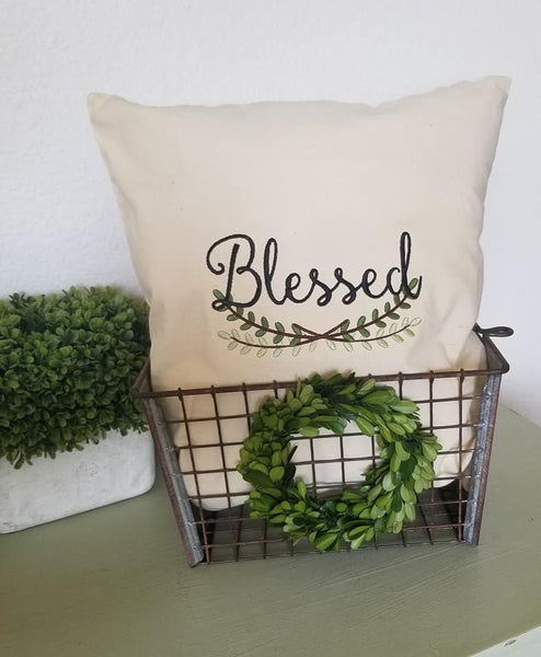 Blessed Leaf Swag - 6 Sizes