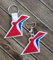 Cruise Tail Key Fob - 2 Styles