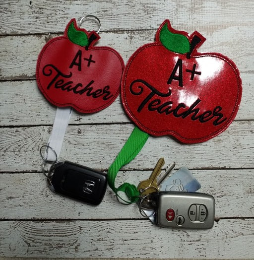 A+ Teacher Key Keeper - 2 Sizes