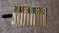 Roll Up Crochet Hook Holder 8x12 ONLY