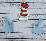 Cat and Hat Interchangeable Ears -12 Designs