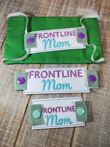 Frontline Mom Mask Attachment