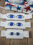 Pair of Eyes Mask Attachment