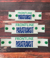 Frontline Paratransit Mask Attachment