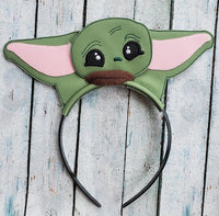 Green Baby Master Ears