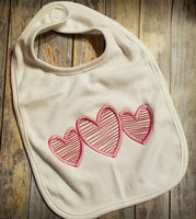 Heart Squiggle - 2 sizes