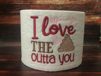 I love the outta you TP